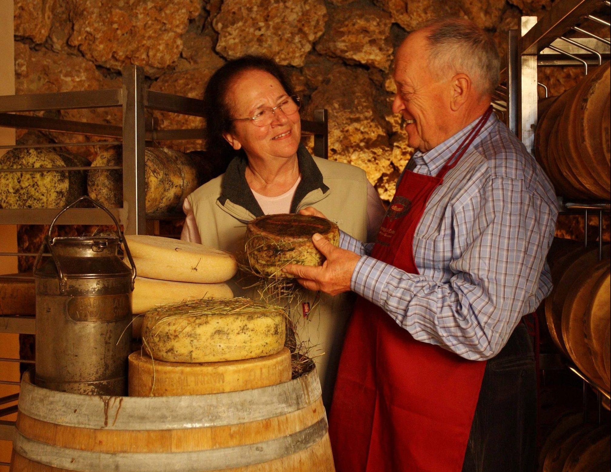 Carpenedo festeggia 45 anni di formaggio Ubriaco