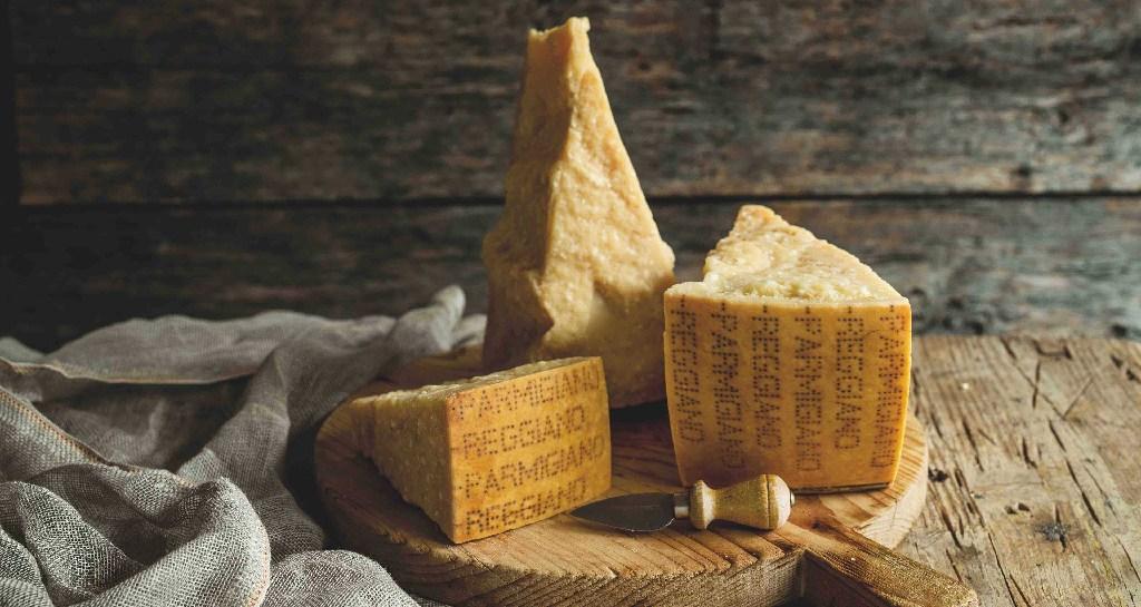 Invecchiare fa bene: il Parmigiano Reggiano 40 Mesi e il selenio