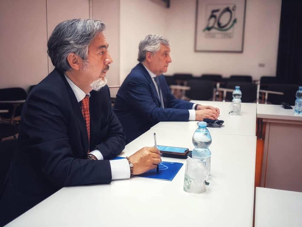 Francesco Battistoni di Forza Italia, vicepresidente della Commissione Agricoltura di Palazzo Madama, è stato nominato sottosegretario all'Agricoltura insieme al leghista Gian Marco Centinaio