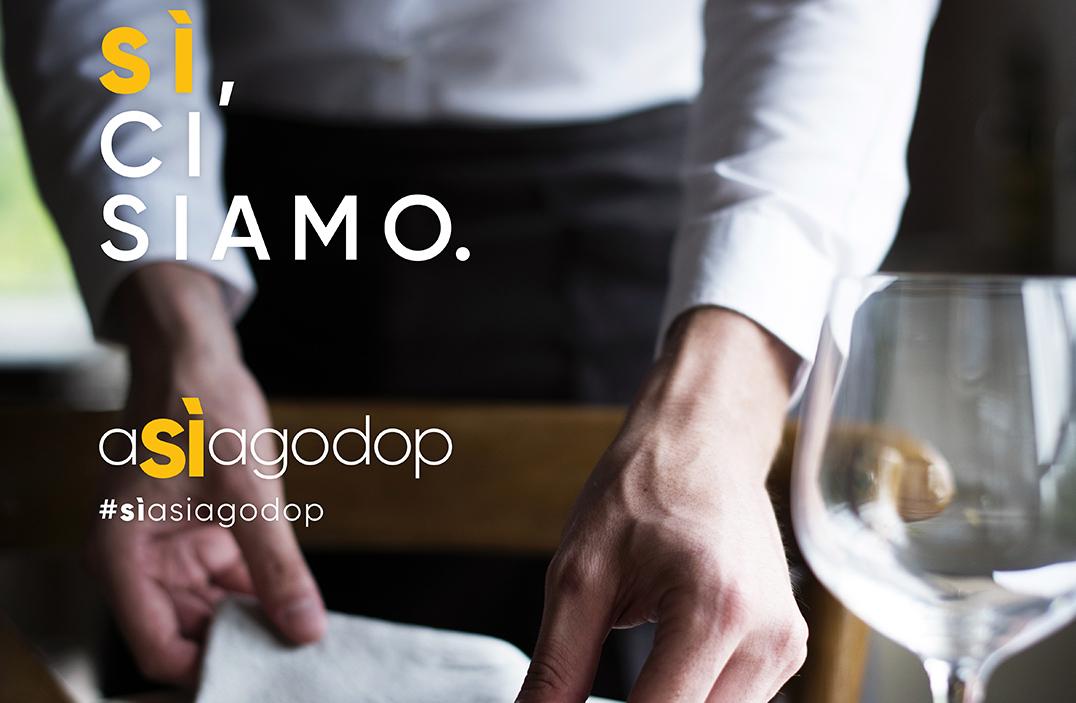 """""""Sì, ci siamo"""": il nuovo progetto triennale dell'Asiago Dop. Per creare una filiera con la ristorazione"""