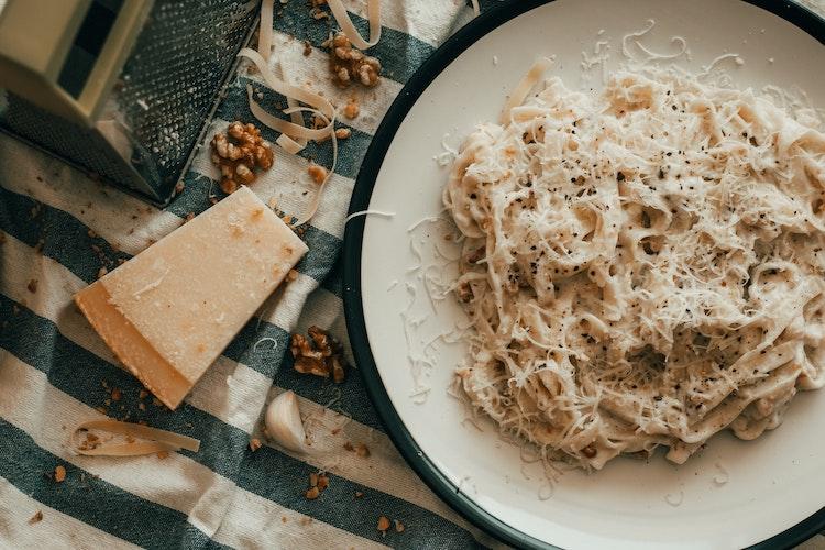 grattugiato pasta