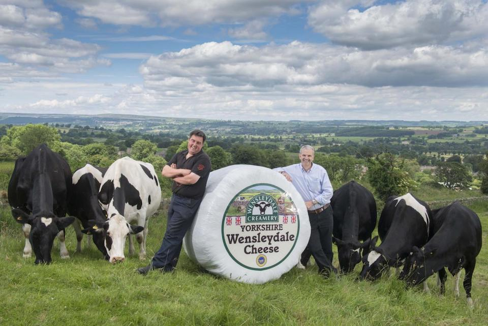 Saputo acquisisce il caseificio inglese Wensleydale Dairy per 39 milioni di dollari