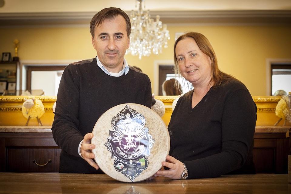 Great Taste Awards: nove stelle per i formaggi Il Fiorino